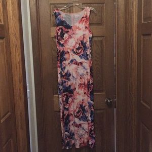 Apt. 9 Dresses - Long Summer Dress, Apt 9, SZ L